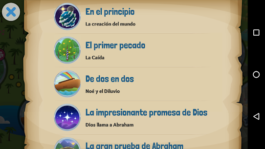 La Biblia para Niños 5