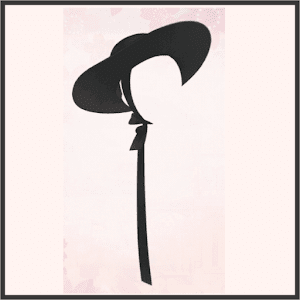 静夜の礼帽
