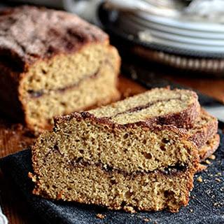 Cinnamon & Sugar Quick Bread