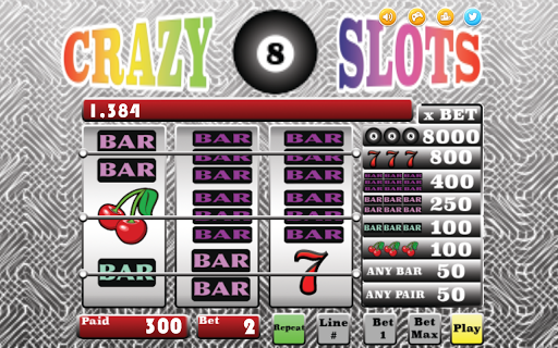 Crazy Eight Slots
