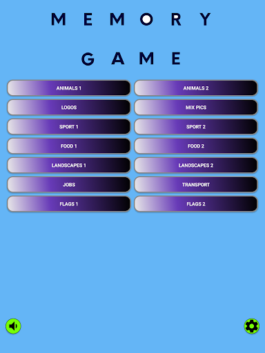 Memory Game  screenshots 12