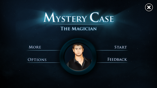 Mystery Case: The Magician