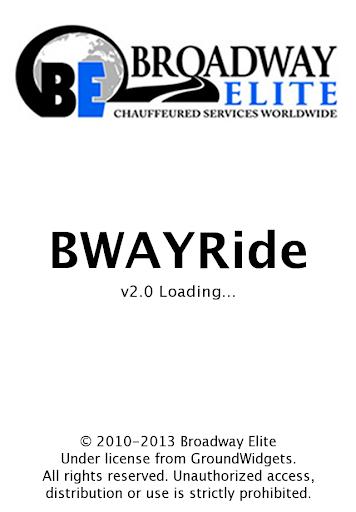 BWAYRide