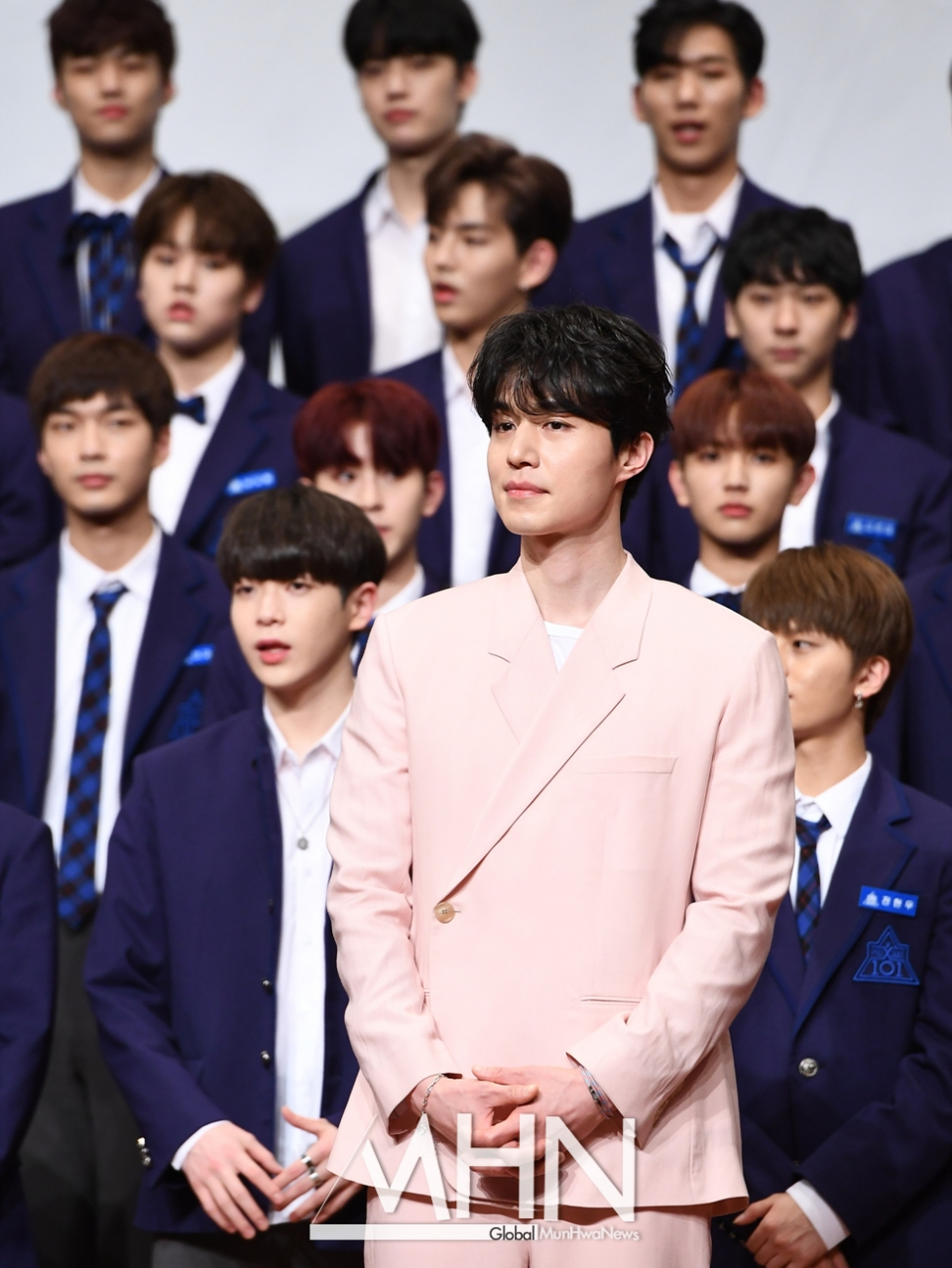 lee dong wook produce x end 1