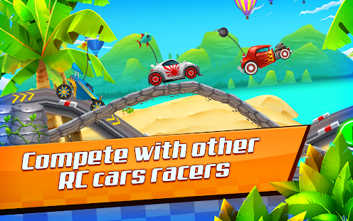 RC Toy Cars Race Screenshot