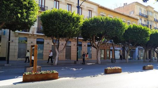 La Feria del Libro vuelve a su escenario original: el Paseo de Almería