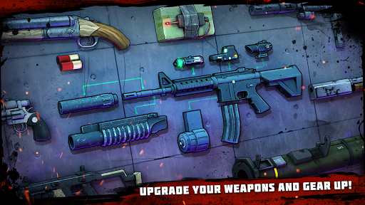 Zombie Conspiracy: Shooter screenshots 3