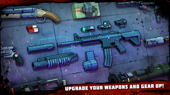 Zombie Conspiracy Shooter 0.200.4 MOD (Unlimited Money) APK For Android - 4 - images: Download APK free online downloader | Download24h.Net