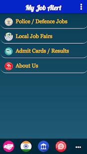 My Job Alert - náhled