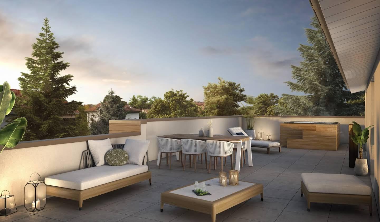 Appartement avec terrasse Tassin-la-Demi-Lune