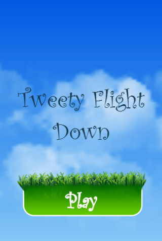 Tweety Flight Down