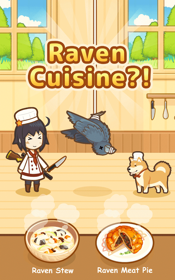 Hunt Cook: Catch and Serve!- screenshot