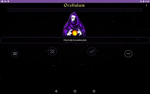 Orakulum screenshot 7
