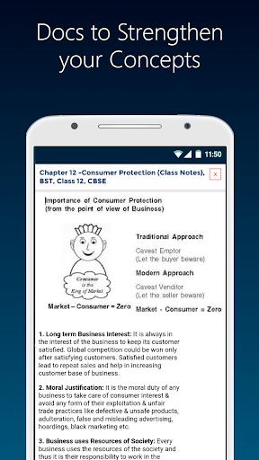 Commerce App Class 11&12 Accountancy BST Economics for PC