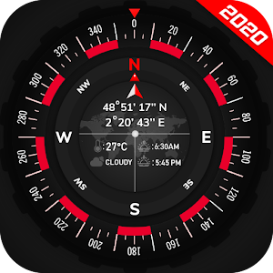 Smart Compass for Android for pc