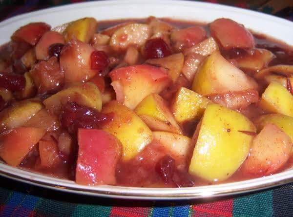 Cranberry Apples