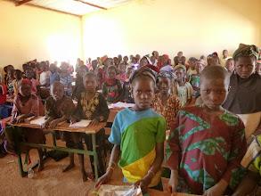Photo: 102 leerlingen !!