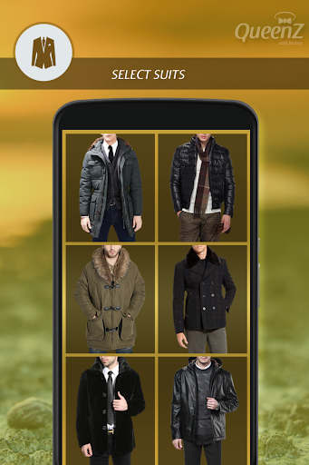 Winter Jacket Photo Suit
