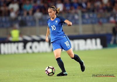 Camille Abily zal niet meer uitkomen voor Frankrijk