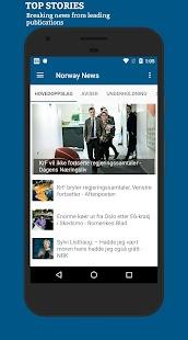 Norway News - náhled