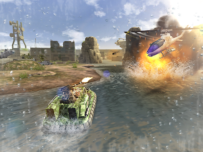 Massive Warfare: Aftermath Screenshot