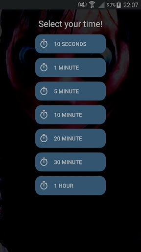 Scary Momo Fake Video Call Simulator 1.0 screenshots 1