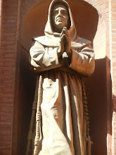 Photo: Statue on Santa Maria de Vita, Bologna, beautiful church in the middle of town with a fantastic museum. Anyone else think the statue is reminiscent of Lord Palpatine from Star Wars?
