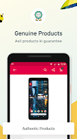 screenshot of Snapdeal Online Shopping App India