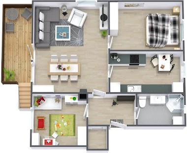 House Floor Plan Ideas 3d house floor plan ideas - android apps on google play