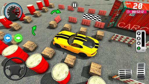 parking et conduite 2020: nouveau jeu de voiture  captures d'écran 2