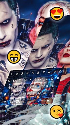 Joker And Harley Keyboard Emoji APK (1 0) on PC/Mac! AppKiwi