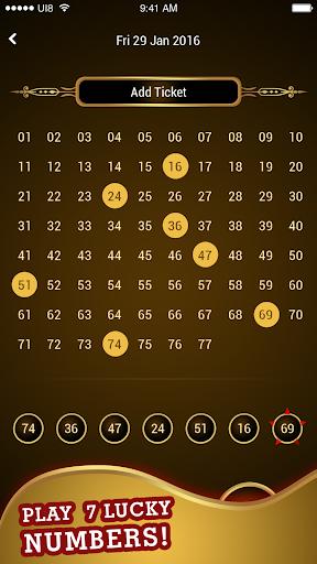 World Lotto 1.0 screenshots 2
