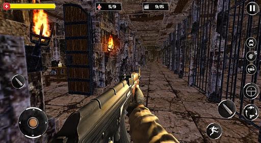 FPS Shooting Gun War - Counter Critical Strike CS screenshots 8