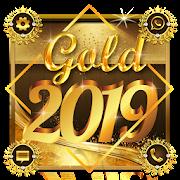 Luxury Gold 2019 Launcher