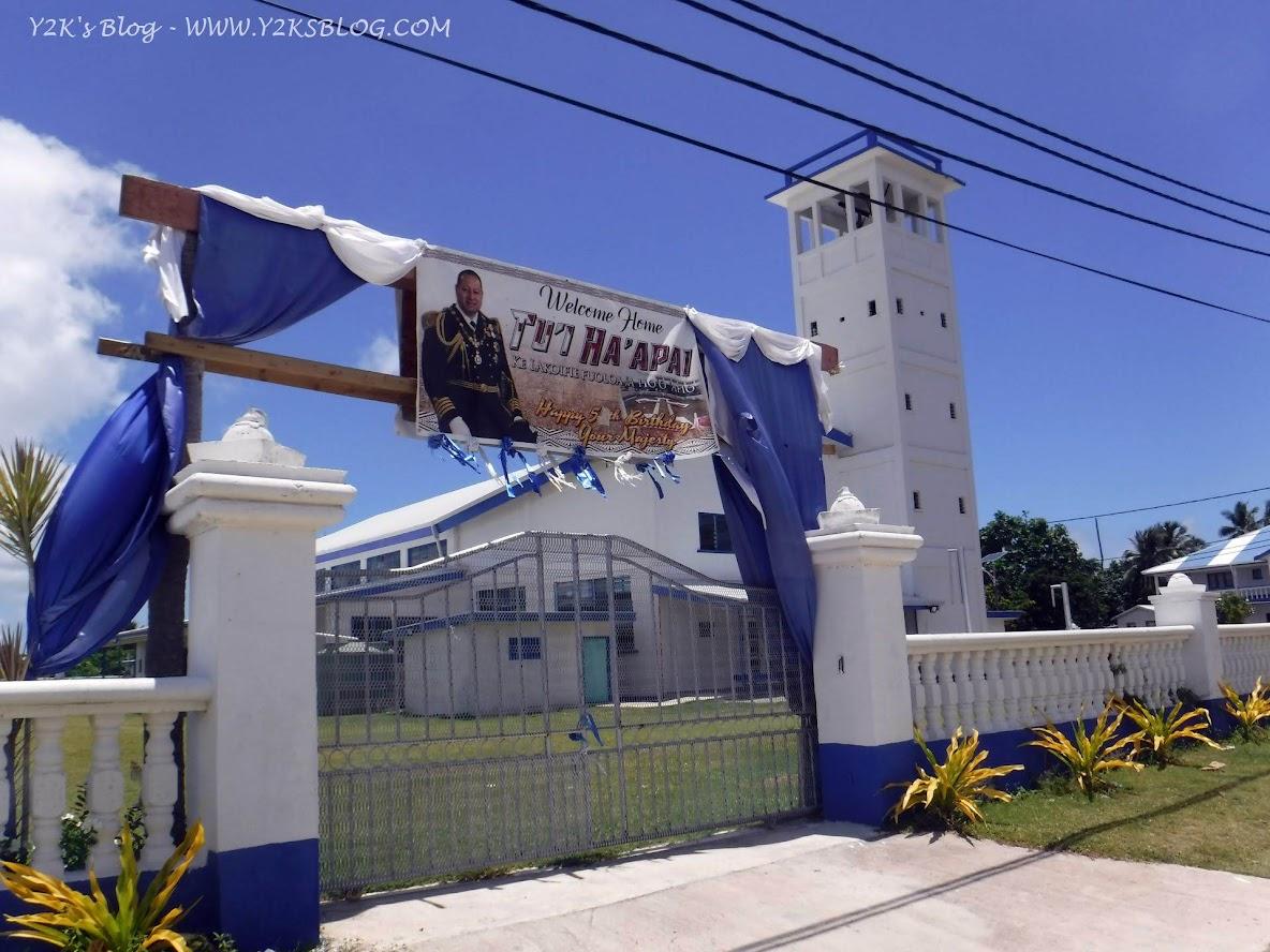 Celebrazioni per il compleanno del re di Tonga - Ha'apai