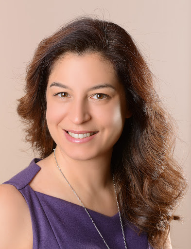 Sena Erten, newly appointed Vice President and Head of People at Ericsson Middle East and Africa (MEA).