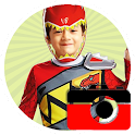Ranger Hero Photo Montage icon