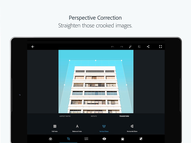 Adobe Photoshop Express:Photo Editor Collage Maker Screenshot 8