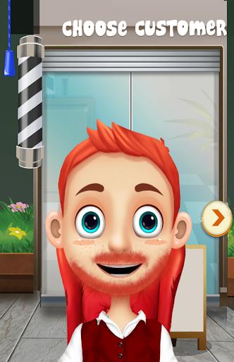 Hair Salon & Barber Kids Games 1.0.7 screenshots 2