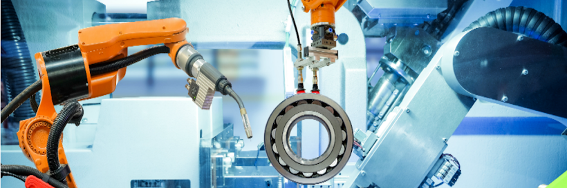 Connecting Business Processes and Applications with Industrial IoT (IIoT) Smart Manufacturing