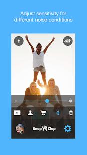 Snap Clap Camera with Wear Screenshot 2