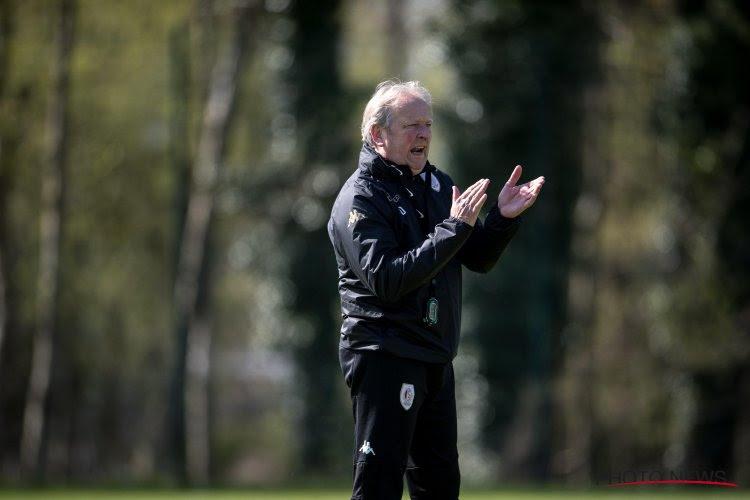 José Jeunechamps annoncé dans un club parisien