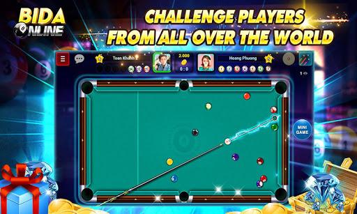 Bida Online: 8 Pool Pro, 7 Ball, 1 Ball  2
