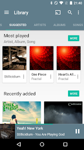 Shuttle+ Music Player v1.4.11-alpha2