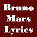 Lyrics of Bruno Mars icon