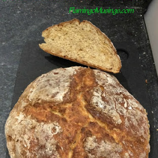 Irish Brown Soda Bread v2.0
