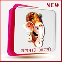 Ganesh Aarti with Ganesh Songs icon