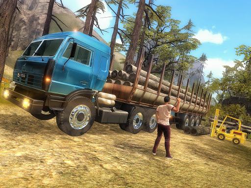 Offroad Truck Construction Transport 1.7 screenshots 11