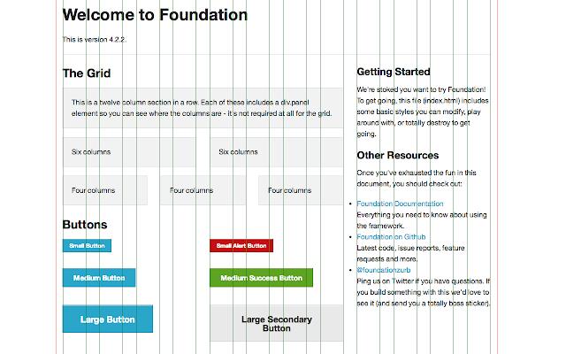 Foundation Overlay