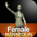 Female Mannequin icon